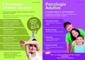 educativa, familiar, formación, salud, serivicios