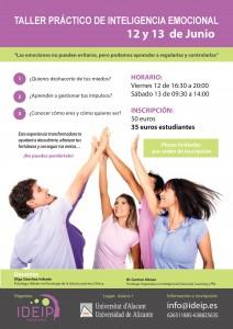 inteligencia emocional, habilidades emocionales, resiliencia, taller práctico